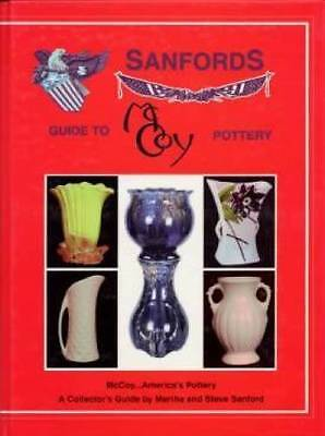 Sanford's Guide to McCoy Pottery Book