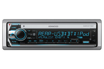 Kenwood KMRD768BT Marine CD Receiver w/ Bluetooth