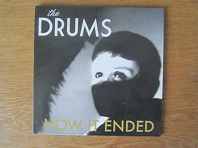 "The Drums   How It Ended    Ltd. Edition 7"" Vinyl"