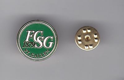 FC St Gallen ( Switzerland ) - lapel badge butterfly fitting
