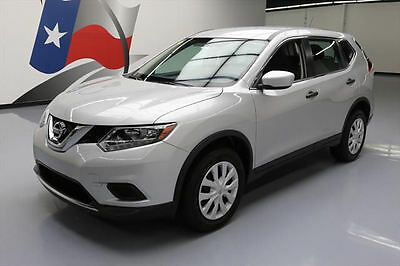 2016 Nissan Rogue  2016 NISSAN ROGUE S AWD REARVIEW CAM CRUISE CTRL 34K MI #750964 Texas Direct