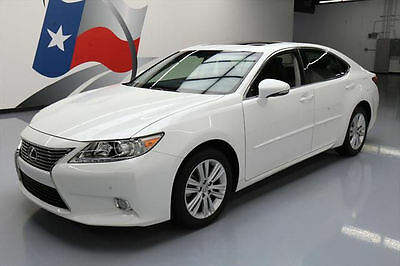 2014 Lexus ES 350 Base Sedan 4-Door 2014 LEXUS ES350 CLIMATE SEATS SUNROOF REAR CAM 23K MI #125521 Texas Direct Auto