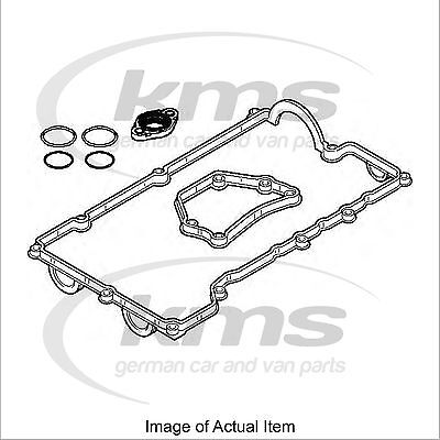 New Genuine ELRING Cylinder Head Rocker Cover Gasket Set 382711 Top German Quali