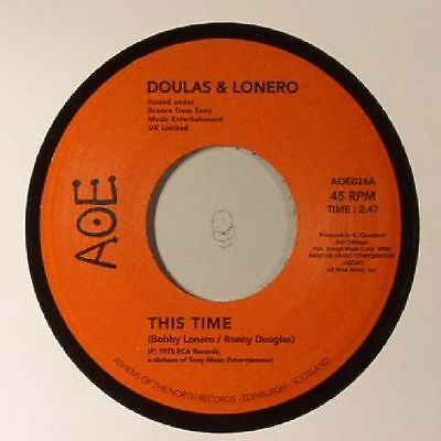 "DOUGLAS & LONERO - This Time - Vinyl (7"")"