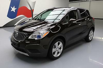 "2016 Buick Encore Base Sport Utility 4-Door 2016 BUICK ENCORE REARVIEW CAM BLUETOOTH 18"" WHEELS 4K #545411 Texas Direct Auto"