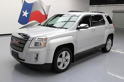 2015 GMC Terrain  2015 GMC TERRAIN SLT-1 HTD LEATHER NAV REAR CAM 48K MI #146064 Texas Direct Auto