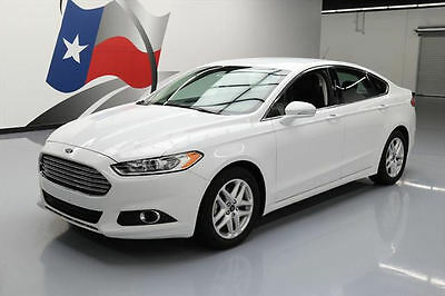 2015 Ford Fusion  2015 FORD FUSION SE ECOBOOST HTD LEATHER REAR CAM 22K #181878 Texas Direct Auto
