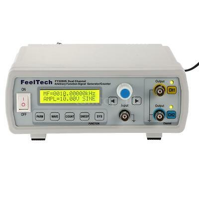 FY3200S 24MHz Digital DDS 2Channel Arbitrary Function Signal Generator Sine Wave