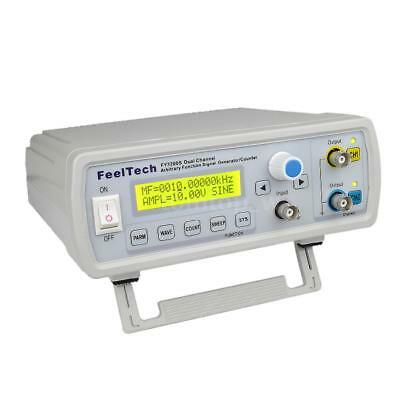 FY3200S 24MHz DDS Dual-channel Arbitrary Function Signal Generator LCD Display