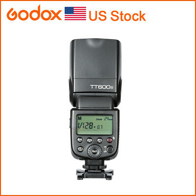 Godox TT600S 2.4G Wireless Camera Flash Speedlite for Sony A6000 A6500 A7RII SLR