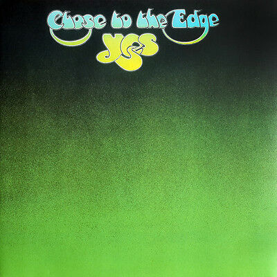 YES Close to the Edge 180gm Vinyl LP Gatefold Sleeve NEW & SEALED