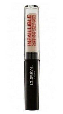 L'oreal Infallible Longwear Concealer #01 Vanilla - Full Size - New