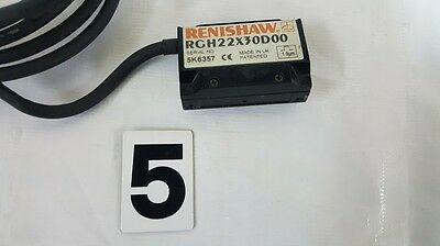 RENISHAW RCH22X30D00 incremental encoder system with RGS linear scale
