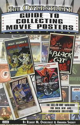 Overstreet Collectors Guide to Collecting Vintage Movie Posters