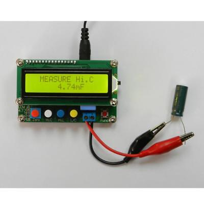 LC100-A Meter 1uH-100H Inductance High Precision L/C Tester PCB Meter 5V