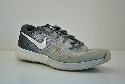 5b227cd4ecca8 Mens Nike Zoom Speed TR Running Shoes Size 11 Grey White 630855 003 Trainer