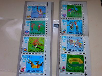 Lot11.  Selling A Collection  Mint Stamps. 2 Mini Sheets As Photos