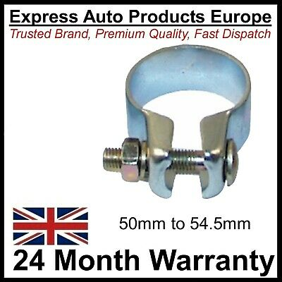 Exhaust Clamp 50-54.5mm VW 191253139G 191253139A 191253139F