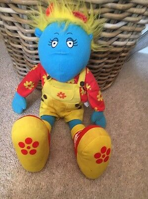 CBeebies Bella Tweenies Plush Doll