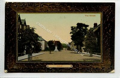 (Ld8492-477) The Street, BALA 1910  Used VG