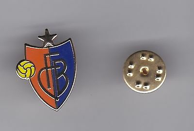 Basel ( Switzerland ) - lapel badge butterfly fitting
