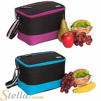 Polar Gear Active Lunch Cool Bag 5 Litre Insulated Cooler Food Picnic