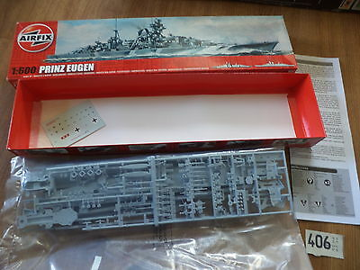 Model Kit Airfix  Prinz Eugen 1 :6000 Ship