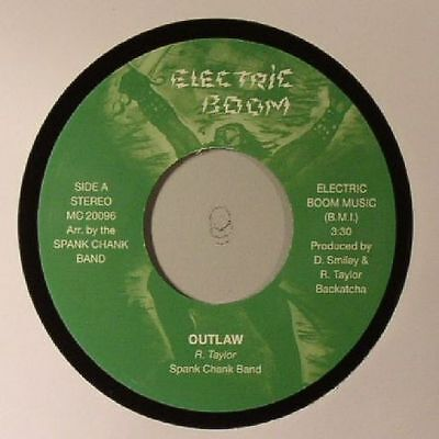 "SPANK CHANK BAND - Outlaw - Vinyl (7"")"