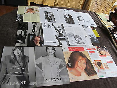Nastassja Kinski Nice  Fr. Us Clippings,hot Price!