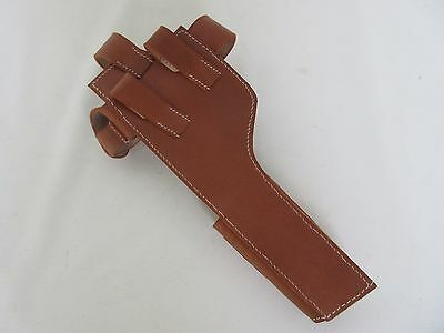 WWI WK1 C96 Mauser Rote 9 Holster Tragegestell Leather Harness Beriemung WH WK2