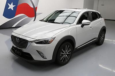 2016 Mazda Other  2016 MAZDA CX-3 GRAND TOURING AWD SUNROOF REAR CAM HUD  #109651 Texas Direct