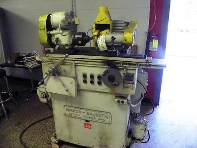 Parker-Majestic Internal Grinder ID Grinding Machine with Power Table
