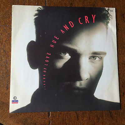 """12"""" Single Vinyl Hue And Cry Labour Of Love Circa Recoerds YRT4"""