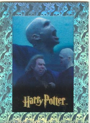 Harry Potter World Of Harry Potter 3D Series 1 Rare Chase Card R5