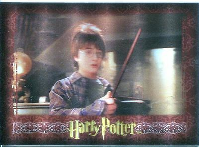Harry Potter World Of Harry Potter 3D Series 1 Promo Card P2