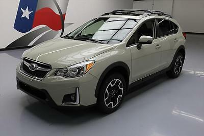 2017 Subaru XV Crosstrek  2017 SUBARU XV CROSSTREK 2.0I LTD AWD SUNROOF NAV 4K MI #206516 Texas Direct