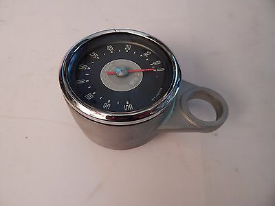 Genuine Smiths Triton Rev Counter Tachometer 4:1 Ccw Triumph Norton Cafe Racer