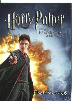 Harry Potter Half Blood Prince Promo Card SD08 P1