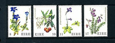 IRELAND - 1978 Irish flowerss MNH