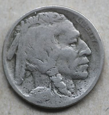 1915D Buffalo Nickel