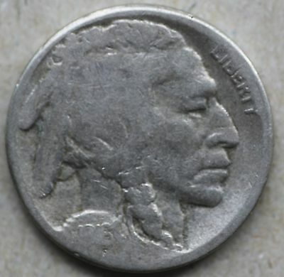 1916S Buffalo Nickel