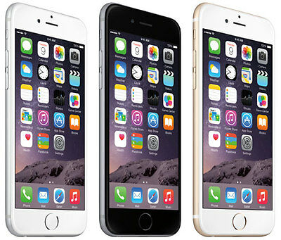 Apple iPhone 6 Unlocked 16GB 64GB Gray Silver Gold Factory Unlocked Worldwide