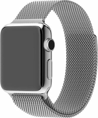 "Apple Armband ""Milanaise Loop"" Edelstahl 38mm für Apple Watch MJ5E2ZM/A"