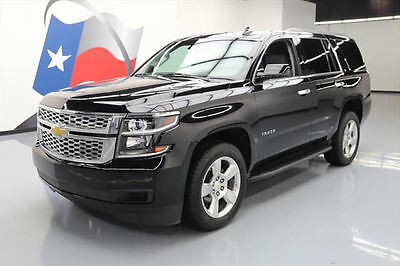 2016 Chevrolet Tahoe LT Sport Utility 4-Door 2016 CHEVY TAHOE LT 8PASS LEATHER NAV REAR CAM 20'S 43K #113833 Texas Direct