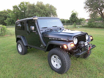 2006 Jeep Wrangler  2006 Jeep Wrangler Rubicon Unlimited, bumpers, winch, old man emu suspension,