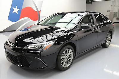 2017 Toyota Camry  2017 TOYOTA CAMRY SE REARVIEW CAMERA PADDLE SHIFT 5K MI #710247 Texas Direct