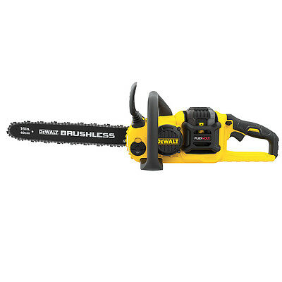 DeWALT DCCS670X1 60-Volt 16-Inch 3.0 Ah Auto-Oil Brushless Lithium-Ion Chainsaw