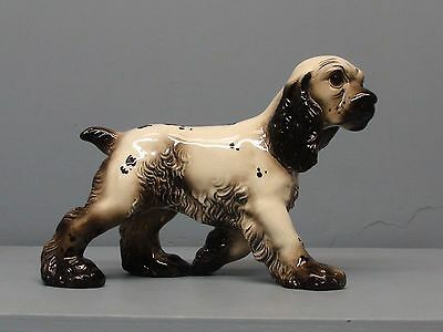 Very Rare Hagen Renaker DW Queenie Cocker Spaniel
