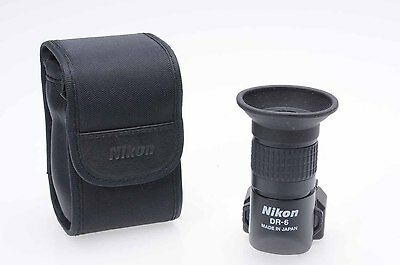 Nikon DR-6 Right Angle Viewfinder                                           #557