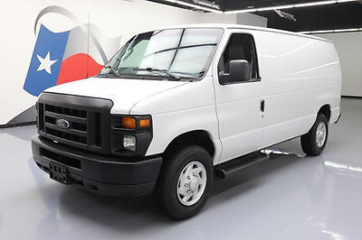 2013 Ford E-Series Van  2013 FORD E-250 CARGO VAN 5.4L V8 TOMMY GATE LIFT 59K #A18025 Texas Direct Auto